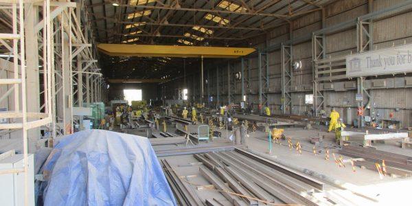 Messaied Marine Fabrication Yard