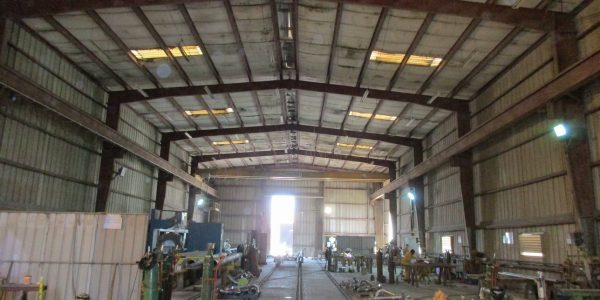 Messaied Marine Fabrication Yard