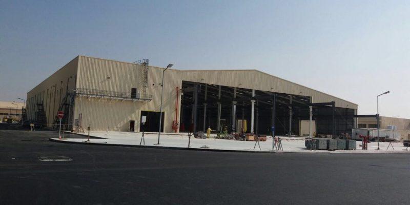 RLIC fabrication shop