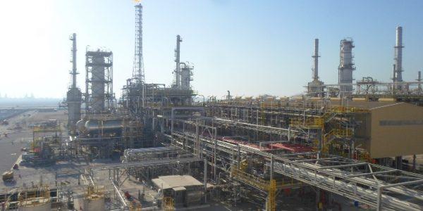 Laffan Refinery DHT Project