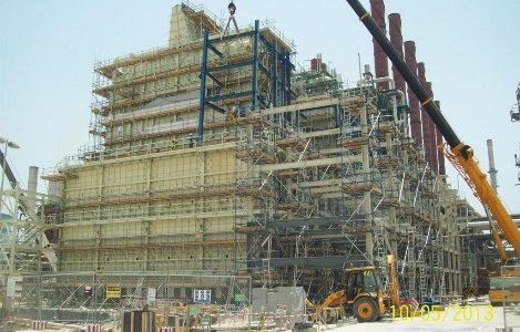 QAPCO New Furnaces and Ethylene Tank Project